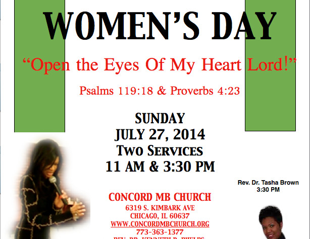 Women's Day Flyer 2