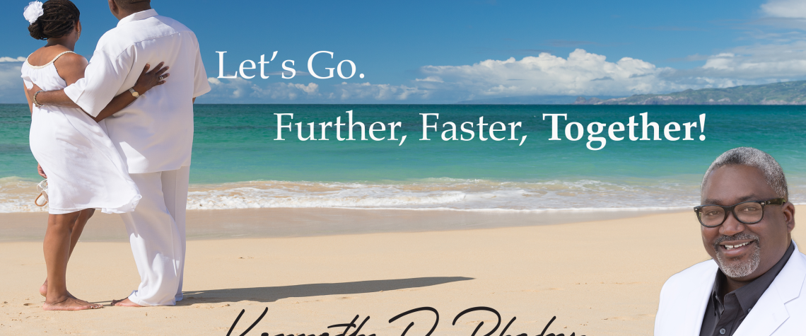 Further Faster Together Banner